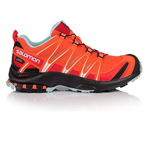 Salomon Damen XA Pro 3D GTX W Traillaufschuhe Orange