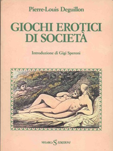 Giochi erotici di società usato  Spedito ovunque in Italia