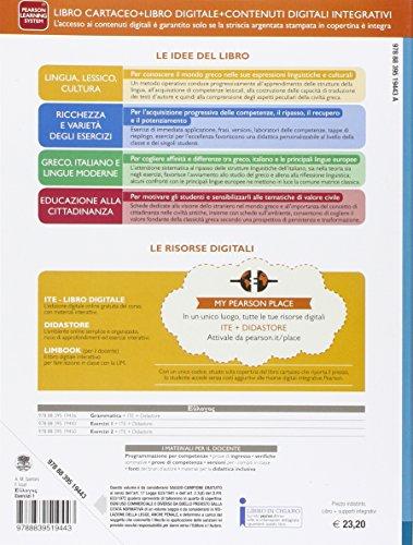 Eulogos. Per le Scuole superiori. Con e-book. Con espansione online: 2