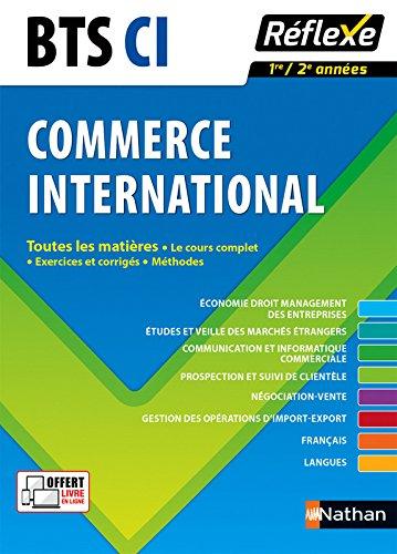 Toutes les matières - BTS Commerce international par Bruno Catez