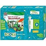 BOOKii® Starterset was IST was Junior Komm mit auf den Bauernhof!: BOOKii® Der Hörstift mit Aufnahmefunktion und BOOKii® was IST was Junior Buch Komm mit auf den Bauernhof!