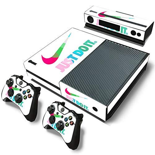 Schutzfolie für Microsoft Xbox One Konsole und 2 Fernbedienungen, Vinyl I