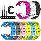 FeiliandaJJ Soft Silikon Ersatzarmbänder für Suunto D4