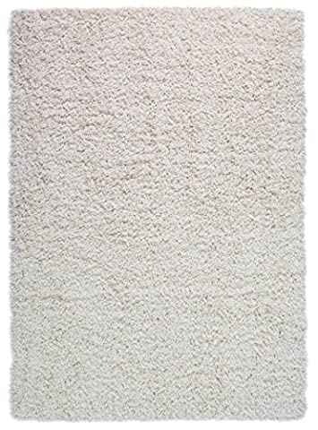 Runner Rug 5cm Thick Shag Pile Soft Shaggy Area Rugs Modern Carpet Living Room Bedroom Mats (60x230cm (2'3 x 8'0),