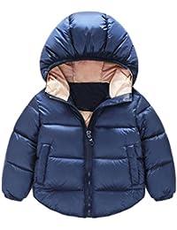 Tefamore Abrigo Bebés Outwear Jersey Invierno Chaqueta Ropa para Niños