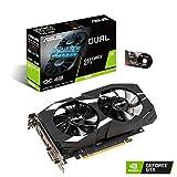ASUS Dual -GTX1650-O4G GeForce GTX 1650 4 Go GDDR5 - Cartes Graphiques (GeForce GTX...