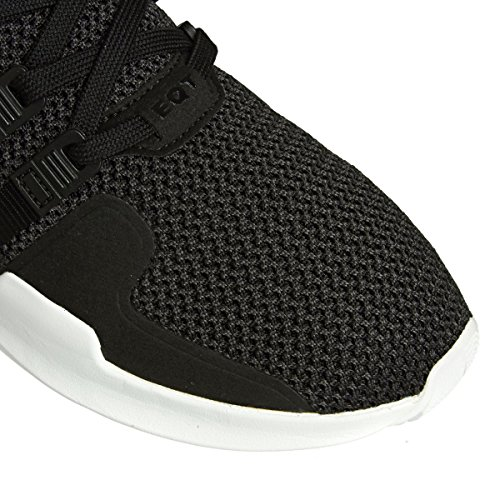 adidas EQT Support ADV, Scarpe da Ginnastica Basse Uomo Black