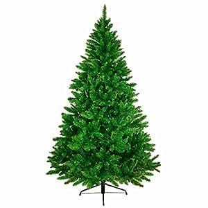 Albero di Natale artificiale WONDERLAND in 5 misure e 3 colori di BB Sport, Colore:verde chiaro; 240 cm (1.560 punte)