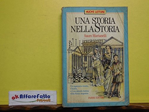 L 4.444 LIBRO UNA STORIA NELLA STORIA DI SUARO MARIANELLI 1987