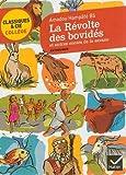 la r?volte des bovid?s et autres contes de la savane sept contes africains transcrits par hamp?t? b?