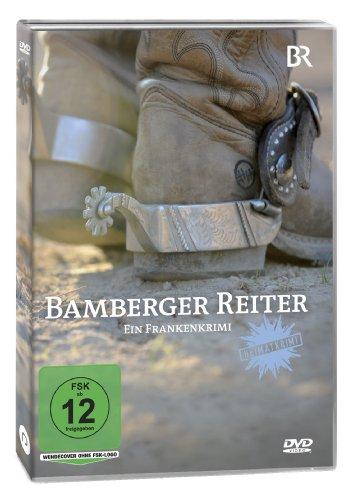 Coverbild: Bamberger Reiter - Ein Frankenkrimi