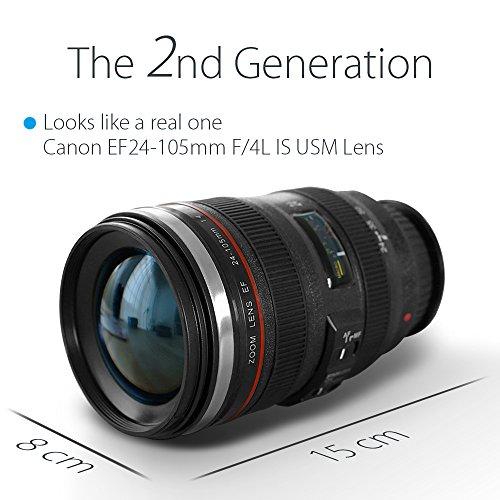 Taza en forma cámara foto EF24-105mm,