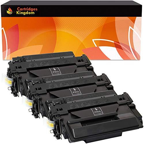 Cartridges Kingdom Pack 3 Cartuchos tóner láser