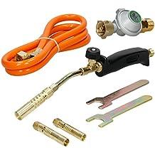 IP-003/IP-539/IP-540/Handgasbrenner+Druckminderer