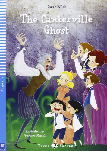 The Canterville Ghost (Con espansione online) (Young readers)