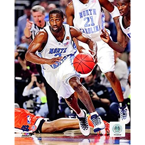 Posterazzi – Raymond Felton University of North Carolina Tar Heels 2005 Action Photo Print (20,32 x 25,40