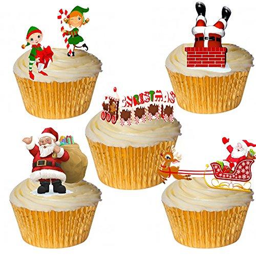 Cake Decorating Stockists Uk : Christmas Cake Toppers: Amazon.co.uk