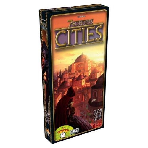 7 Wonders - Cities (Ampliación)