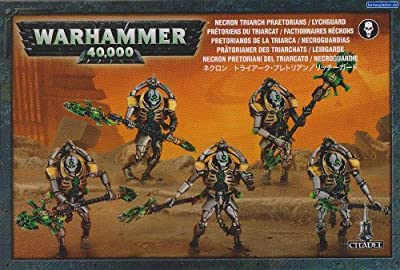 Games Workshop Jeux Atelier 99120110012 NECRON Lychguard/Triarch Praetorian Jeu de table et miniature