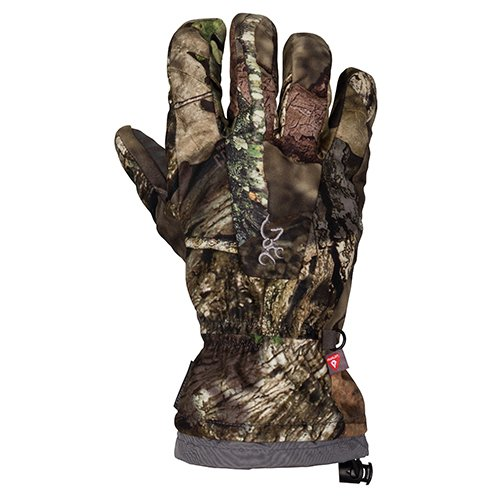 Browning 3074052804 Hell's Canyon Btu-WD Guante, Roble musgoso Break-Up Country, XL