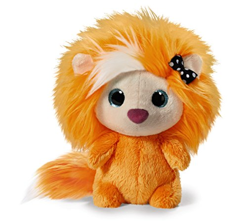 NICI-AYUmini-Talent-peluche-sentada-color-naranja-15-cm-39160