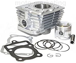 Other 125cc CYLINDER BARREL PISTON KIT for CHINESE QUAD BIKE ATV CG 125 ENGINE 125 cc