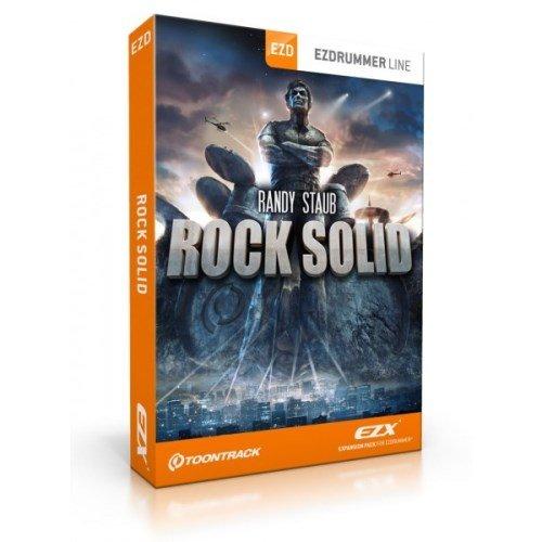 Preisvergleich Produktbild TOONTRACK EZX Rock Solid