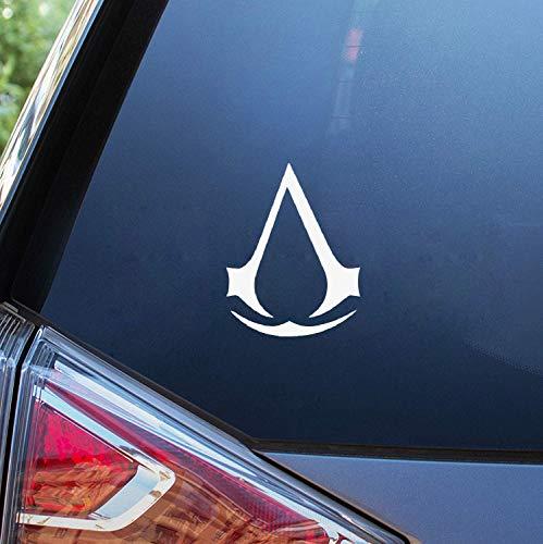 15 cm x 12 cm Auto Styling Assassins Creed Logo Autofenster Stoßstange LKW Aufkleber Auto Aufkleber Grafiken