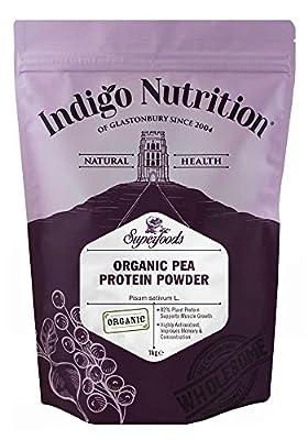 Organic Pea Protein Powder - (Vegan Protein)