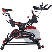 FYTTER RIDER RI-08R. Bicicleta de spinning semi-profesional con 24 Kg de