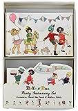 Belle e Boo - Biglietti d'invito e di ringraziamento