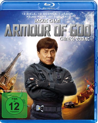 Armour of God - Chinese Zodiac [Blu-ray]