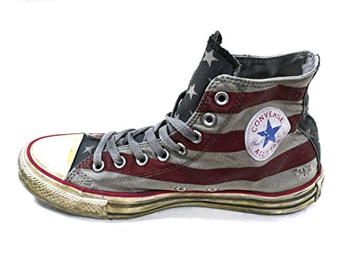 SCARPA CONVERSE LIMITED EDITION ALTA SMOKE IN STARS & BARS