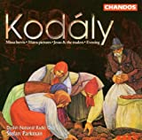 Kod??ly: Missa Brevis, Matra Pictures, Jesus & the Traders, Evening (1999-10-04)
