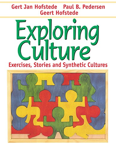 Exploring Culture: Exercises, Stories and Synthetic Cultures (English Edition) (Business Brauch Card)