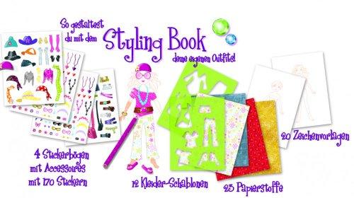 "Trendhaus 924681 - Stylingbuch ""Miss Starlight"""