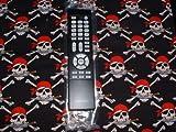 Mitsubishi DLP 3D TV Remote Control 290P187A10 Supplied with models: WD-60638 WD-60638CA WD-65638 WD-65638CA WD-65C10 WD-73638 WD-73C10