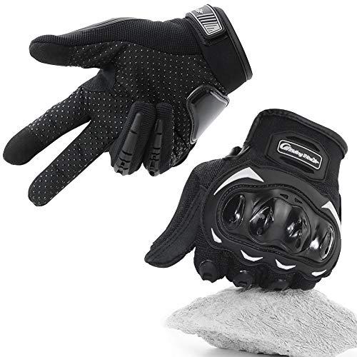 I guanti da moto di COFIT sono progettati per una protezione completa sulla gita. COFIT offre guanti funzionali con imbottitura su dita e caviglie. Rendere le vostre giostre molto più sicuro e più piacevole. Ideale per attività all'aperto, come gite ...