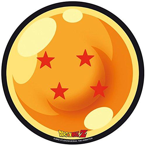 Tapis De Souris 'Dragon Ball' - Boule De Cristal - En Forme