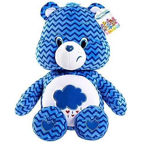 Care Bears Jumbo Zig-Zag Striped Grumpy Bear by Care Bears - Jumbo Care Bears