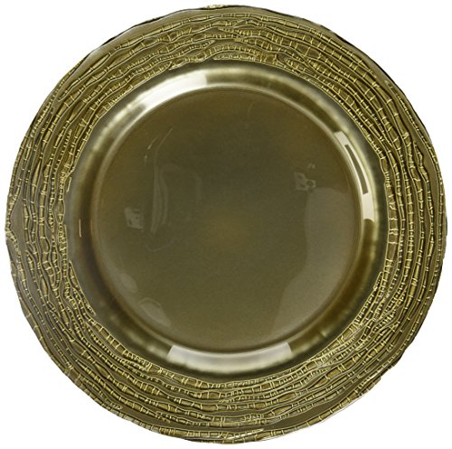chargeit-by-jay-arizona-round-charger-plate-13-inch-gray