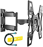 Invision  Ultra Mince TV Orientable Inclinable Support Mural - Pour la plupart des 26...