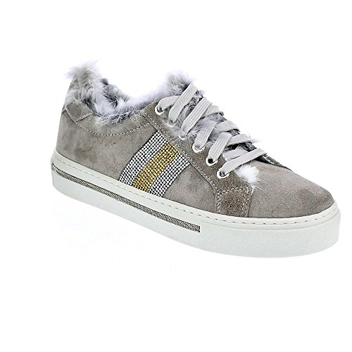 Gabriele  3266-1107, Chaussures de ville à lacets pour femme Beige