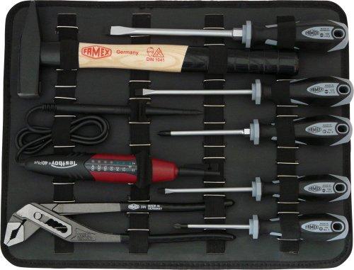 Famex 729-89 Werkzeugkoffer Set Top Qualität - 5