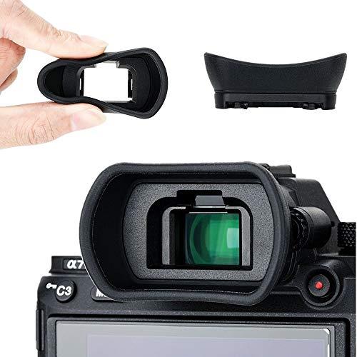 Oeilleton pour Sony Alpha A7 A7 II A7 III A7R A7R II A7R III A7R IV A7S A7S II A9 A58 A99 II Remplace Sony FDA-EP18 FDA-EP16