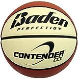 Baden Contender Tan and Cream Basketball