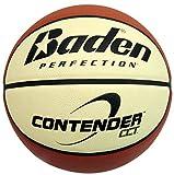 Baden Contender - Pelota de baloncesto, color marrón y beige, talla 5