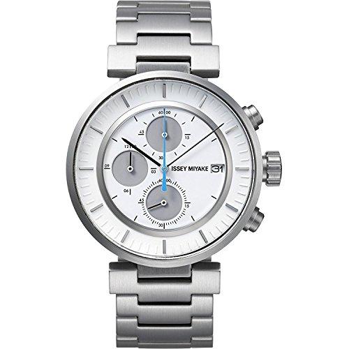 ISSEY MIYAKE watch Men's W AW chronograph Satoshi Wada design SILAY007
