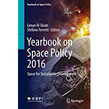 Yearbook on Space Policy 2016: Space for Sustainable Development