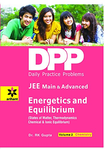 Daily Practice Problems for Energetics & Equilibrium: Chemistry- Vol.2